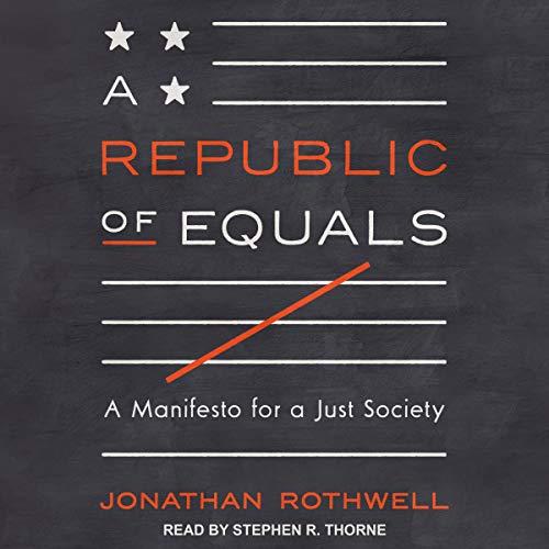 A Republic of Equals cover art