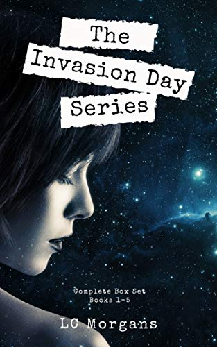 Invasion Day series: The complete box set of books 1-5 (English Edition)