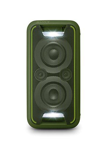 Sony GTK-XB5 Sistema Home Audio con Funzione Extra Bass, Bluetooth, NFC, Alimentazione AC, Verde