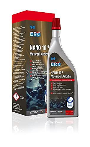 ERC NANO 10-9 Motoröl Additiv, Reibungs-und Verschleißminderung durch Nanotechnologie, 200ml