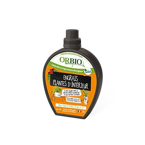 OR BRUN Engrais Plantes d'Intérieur, Orange, 300 ml