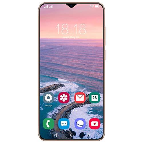 Oferta De Teléfono Inteligente Android 11 del Día 5G, Ofertas Móviles con Pantalla HD + De 6,7 Pulgadas, Batería De 6800 MAh, Octa-Core De 4 GB / 64 GB, Teléfono Móvil con Doble SIM De Cámara Triple