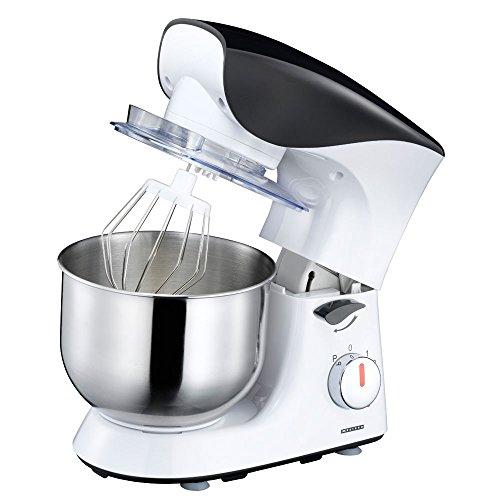 600 Watt Küchenmaschine Fleischwolf Spritzgebäck Quirle Standmixer Melissa 16170015