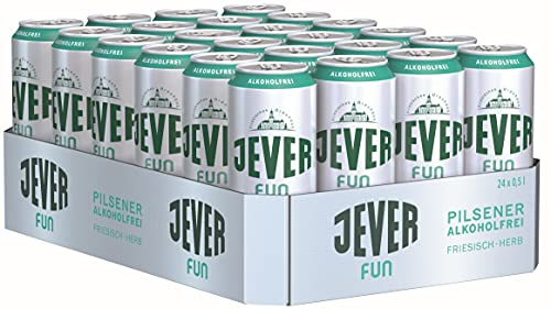Jever Fun, EINWEG 24x0,50 L Dose