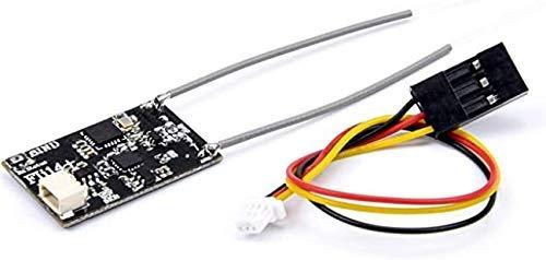 ZHITING Fli14 + 14CH Mini Ricevitore 2A con Uscita RSSI Ricevitore IBUS Micro FPV per Flysky AFHDS-2A per FS i6 i10 i6x Turnigy I6S Telecomando RC RC FPV Drone
