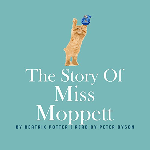 『The Story of Miss Moppet』のカバーアート