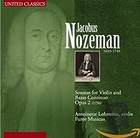 Nozeman: Sonatas for Violin &