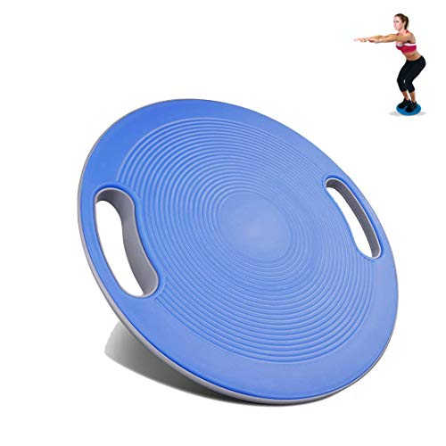 Pamura - 1 Stück BALANCEPRO - Balance Board - Fitnessgeräte - Sportgeräte - Fitness Zuhause - Home-Gym - Durchmesser: 40 cm