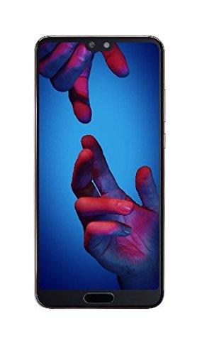 Huawei P20 Smartphone, 128 GB, 4 GB, Oro rosado (Pink Gold) (West European Version)