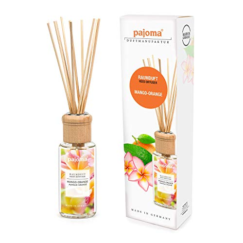 pajoma Raumduft Mango-Orange, 1er Pack (1 x 100 ml)