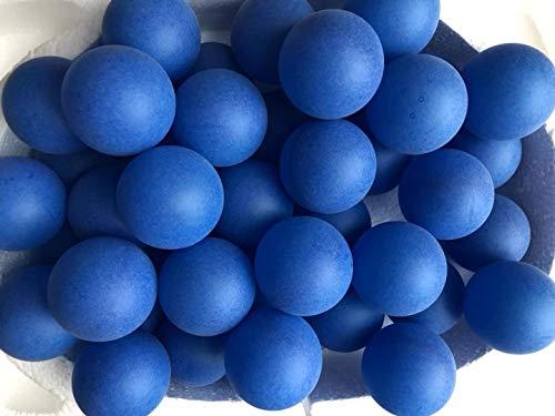 Yoran Bier Ping Pong Bälle sortierte Farbe pp. Tischtennis-Ball-Spiel, das Haustier-Ball 150pcs blau spielt