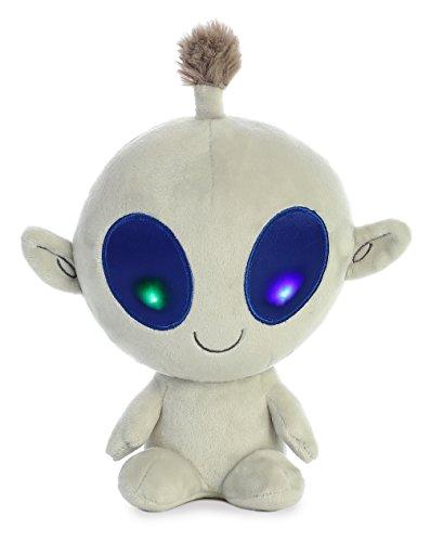 Grey Plush Alien
