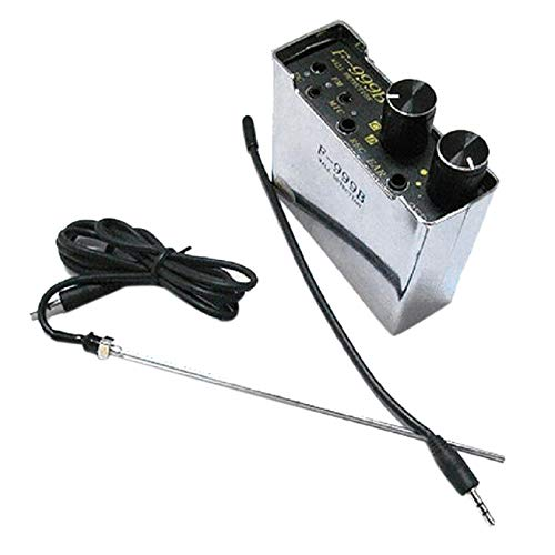 Huante DIY F999B Detector de Escucha de Voz de MicróFono de Pared de SúPer Fuerza para Ingeniero Audiencia de Fuga de Aceite de Fuga de Agua (Enchufe de la EU)