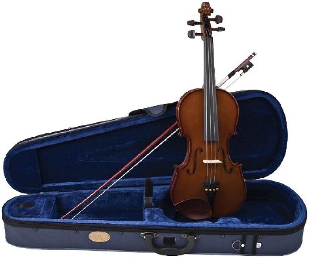 Stentor - violino da studio 4/4, per principianti 1400A