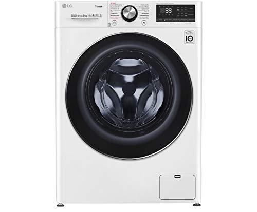 LG F4WV909P2 Waschmaschine, 9 kg, 1400 U/Min, Inverter Motor, A+++