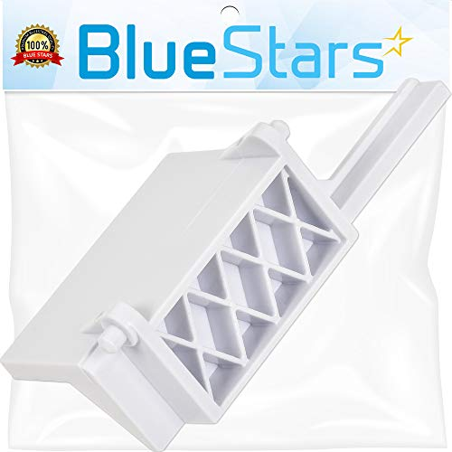 Ultra Durable 8205451 Microwave Latch Bracket Replacement Part by Blue Stars - Exact Fit for Whirlpool & KitchenAid Microwaves - Replaces WP8205451 W10298900 PS11745265 AP3776470 AH972837
