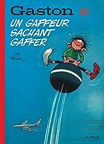 Gaston (Edition 2018) - Tome 9 - Un gaffeur sachant gaffer (Edition 2018) d'André Franquin