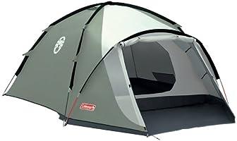 Coleman Rockhopps 4 tält, 4 personer, 4 manstält, Iglutält, högtidstält, lätt kupoltält med tält, vattentät WS 2 000 mm
