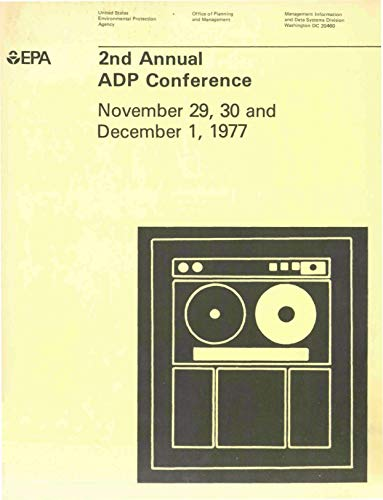 2nd Annual ADP Conference: November 29 (English Edition)