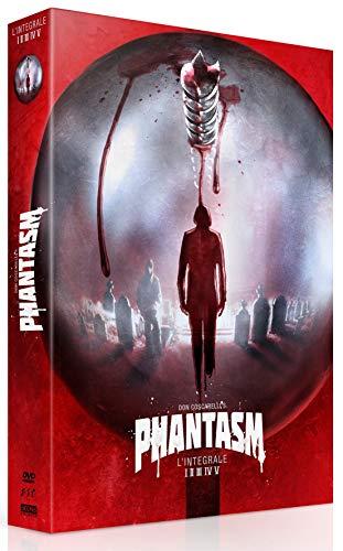 PHANTASM LINTEGRALE CULTEDITION DVD COLLECTOR [Édition Collector]