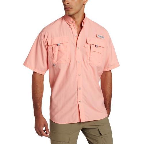 Columbia Men's Men's Bahama Ii Short Sleeve Shirt Bahama II Short Sleeve Shirt