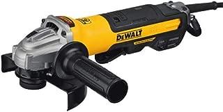 DEWALT DWE43244N 5 In./ 6 In. Brushless Paddle Small Angle Grinder
