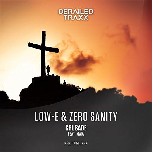 Low-E & Zero Sanity feat. Maia