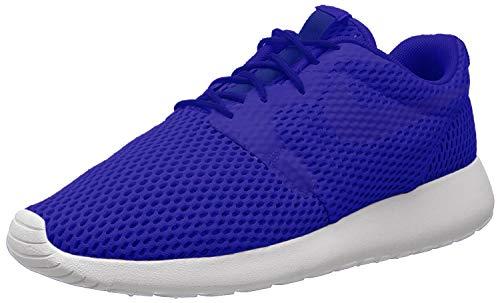 Nike Mens Roshe One Hyp BR Mesh Training Running Shoes Blue 8.5 Medium (D)
