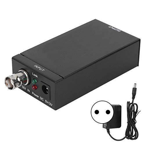 Adaptador 3G SDI, convertidor SDI a HDMI, portátil profesional para TV en casa fácil de instalar(Transl)