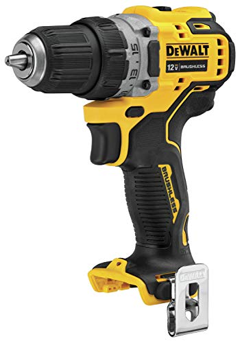 DEWALT Xtreme 12V MAX Cordless Drill, 3/8-Inch, Tool Only (DCD701B)