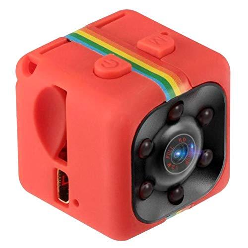 ARTOCT Mini cámara espía, cámara Oculta 1080P, cámara HD Cámara de Video con visión Nocturna por Infrarrojos Grabadora DVR para cámaras de Seguridad encubiertas para Interiores y Exteriores