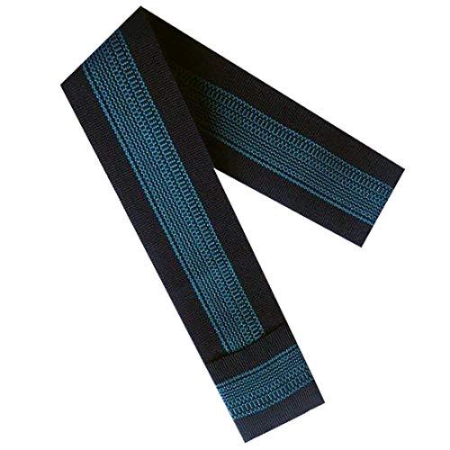 Gamboa Hutband Standard, Blau/Schwarz - Blau - L(58/60 cm)