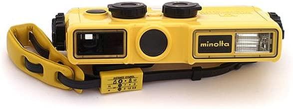 Minolta Weathermatic a type 110 16mm Underwater Diving Scuba Camera