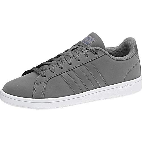 adidas CF Advantage, Zapatillas de Gimnasia para Hombre, Gris (Grey Four F17/Grey Four F17/Ftwr White), 44 2/3 EU