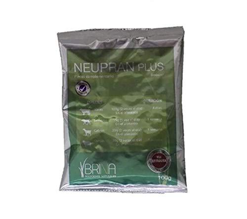 BRINA NEUPRAN Plus Pienso complementario para Vacas, terneros, Cabras y ovejas - sobre de 100Gr