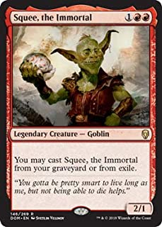 Magic: the Gathering - Squee, The Immortal - Dominaria