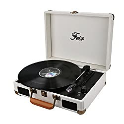 which is the best small record player in the world