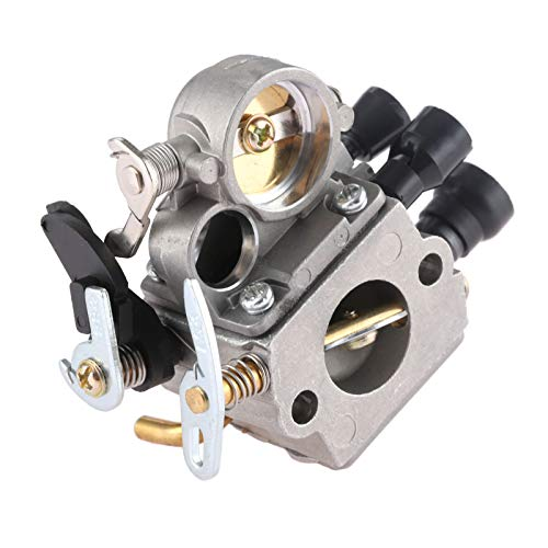 Top-Max Carburador de carburador, cortador de setos para motosierra, carburador, motosierra, cortadora de setos para MS181/MS171/MS201/MS211