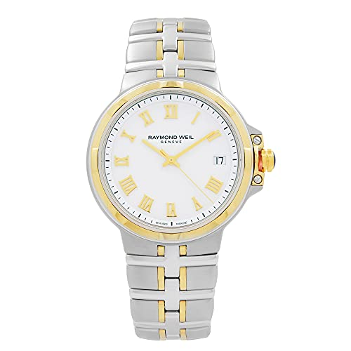 RAYMOND WEIL Parsifal Two Tone Gold
