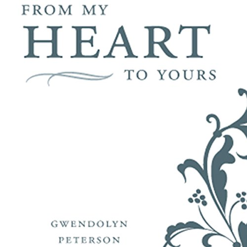 From My Heart to Yours audiobook cover art