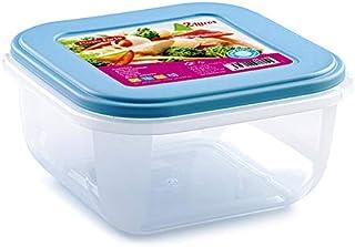 حافظة طعام بلاستيكية فورتيه سعة 2 لتر - ازرق، 11892