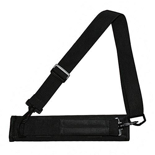 KAIYAN Golfbag Golfschläger Tasche Mini Golftasche Leichte Golfbags Tragebags Umhängetasche Für Herren Damen Kinder, Schwarz, für 3-4 Golfschläger