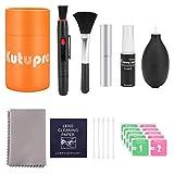 Achort Professional - Kit de Limpieza de Lente de cámara 9 en 1 para Lentes ópticos y cámaras réflex Digitales para DSLR, Lentes y sensores