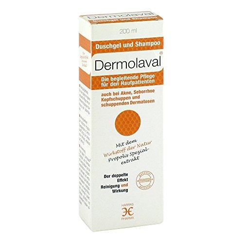 Dermolaval Duschgel+shamp 200 ml