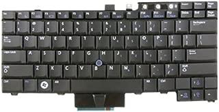 New Dell Latitude E5400 E5500 E6400 E6500 Precision 2400 4400 Keyboard w/ Pointer & Mouse Buttons - UK717, 0UK717