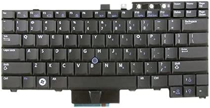Dell New Latitude E5400 E5500 E6400 E6500 Precision 2400 4400 Keyboard w/Pointer & Mouse Buttons - UK717, 0UK717