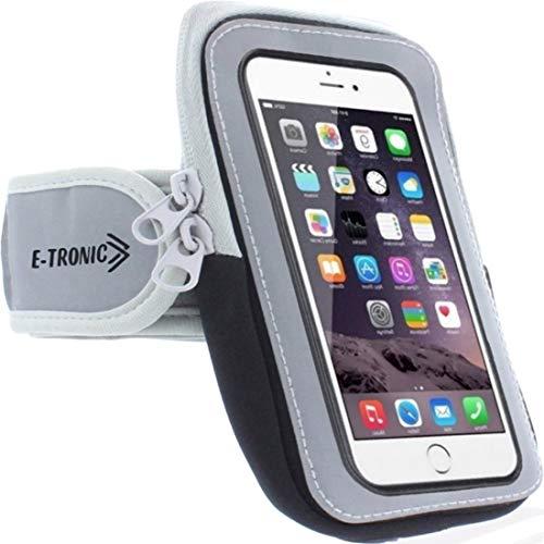 Sport-Armband: Handy-Halterung, Arm-Armband, Tasche für Handy, Training, Laufen, Workout für Apple iPhone 6 6S 7 8 X Plus Touch Android Samsung Galaxy S5 S6 S7 S8 S9 Note 8 5 Edge Pixel (Plus Size)