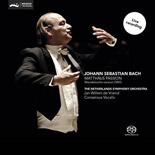 Consensus Vocalis & The Netherlands Symphony Orchestra - Orkest van het Oosten