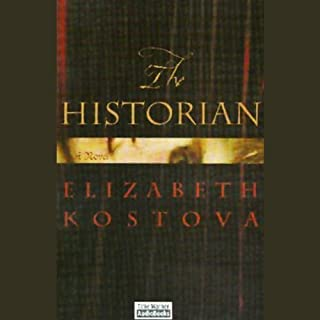 The Historian                   By:                                                                                                                                 Elizabeth Kostova                               Narrated by:                                                                                                                                 Joanne Whalley,                                                                                        Martin Jarvis,                                                                                        Dennis Boutsikaris,                   and others                 Length: 11 hrs and 28 mins     807 ratings     Overall 3.6