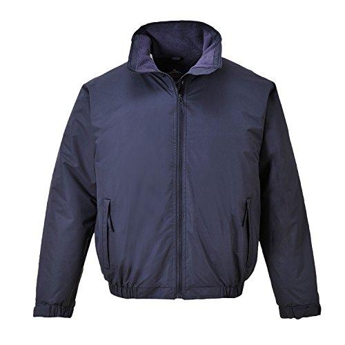 Portwest S538 - Moray chaqueta de bombardero, color Armada, talla XSmall